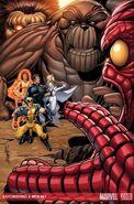 Astonishing X-Men Vol 3 41 Textless
