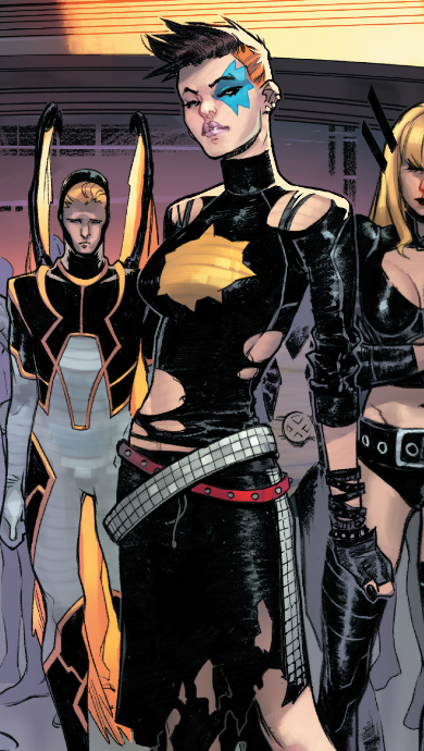 Alison Blaire (Earth-616) from Uncanny X-Men Vol 1 600 001