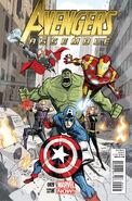 Avengers Assemble Vol 2 9 Rubio Variant