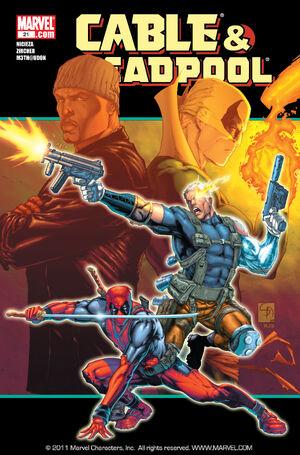 Cable & Deadpool Vol 1 21