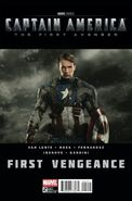 Captain America First Vengeance Vol 1 2