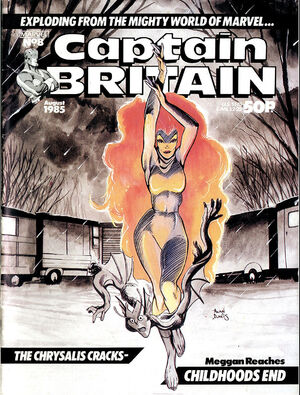 Captain Britain Vol 2 8
