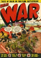 War Comics Vol 1 1