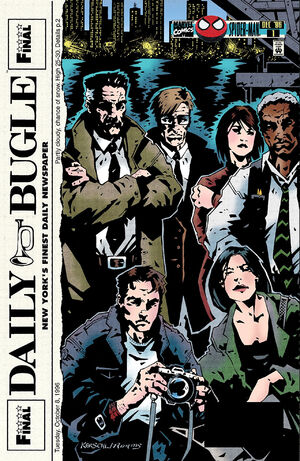 Daily Bugle Vol 1 1
