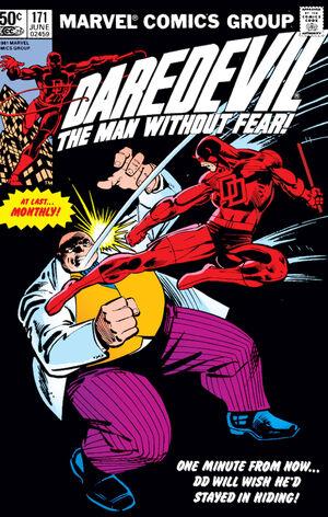 Daredevil Vol 1 171