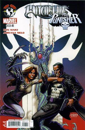 Witchblade Punisher Vol 1 1