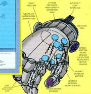 Iron Man Armor Model 1 from Iron Manual TPB Vol 1 1 002