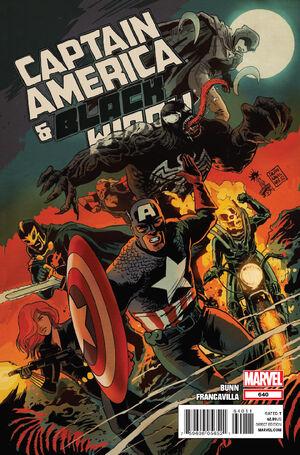 Captain America and Black Widow Vol 1 640