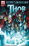 Secret Invasion Thor Vol 1 3