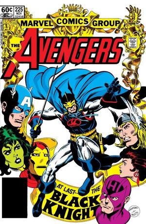 Avengers Vol 1 225