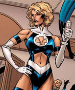 Susan Storm (Earth-616) from Fantastic Four The Wedding Special Vol 1 1 0001