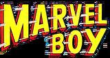 Marvel Boy (1950) Logo