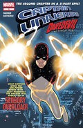 Captain Universe Daredevil - The Man Without Fear! Vol 1 1