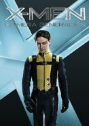 Charles Xavier (Earth-10005) Poster 0001
