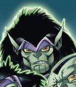 Julie Power (Skrull) (Earth-5631) Skrulls Vs. Power Pack Vol 1 1
