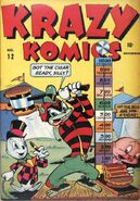 Krazy Komics Vol 1 12