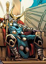 Odin Borson (Earth-16112) from S.H.I.E.L.D. Vol 3 12 001