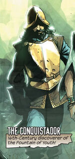 Conquistador (Command) (Earth-616) from Marvel Zombies Vol 3 1 0001