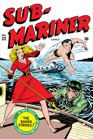 Sub-Mariner Comics Vol 1 23
