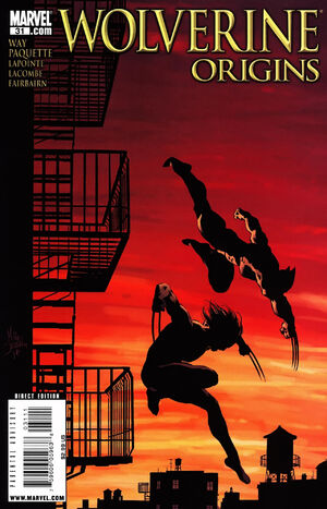 Wolverine Origins Vol 1 31