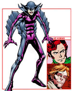 Kenneth Crichton (Earth-616) from Vampires The Marvel Undead Vol 1 1 0001