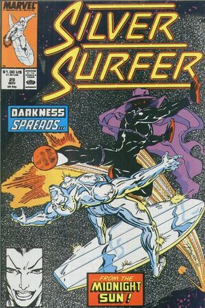 Silver Surfer Vol 3 29