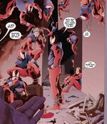 Scarlet Spiders (Mister Sinister) (Earth-616) from Wolverines Vol 1 5 001