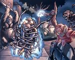 Super-Apes (Earth-38831) Marvel Apes Speedball Special Vol 1 1