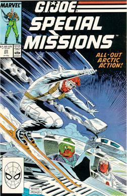 G.I. Joe Special Missions Vol 1 20