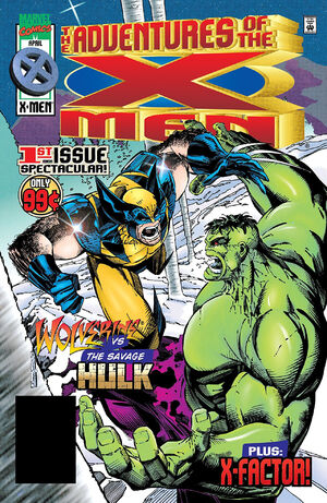 Adventures of the X-Men Vol 1 1