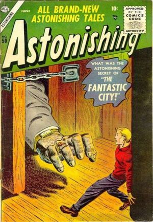 Astonishing Vol 1 50