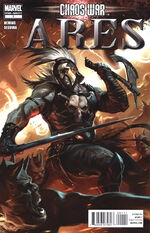 Chaos War Ares Vol 1 1