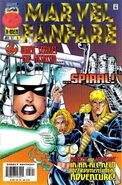 Marvel Fanfare Vol 2 5
