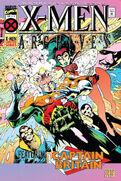 X-Men Archives Featuring Captain Britain Vol 1 3