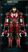 Iron Man Armor MK XXXV (Earth-199999)