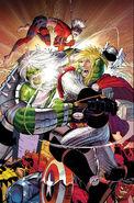 Avengers Vol 4 6 Textless