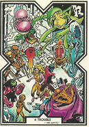 Excalibur (Earth-616) and Technet (Multiverse) from Excalibur Trading Cards 0001