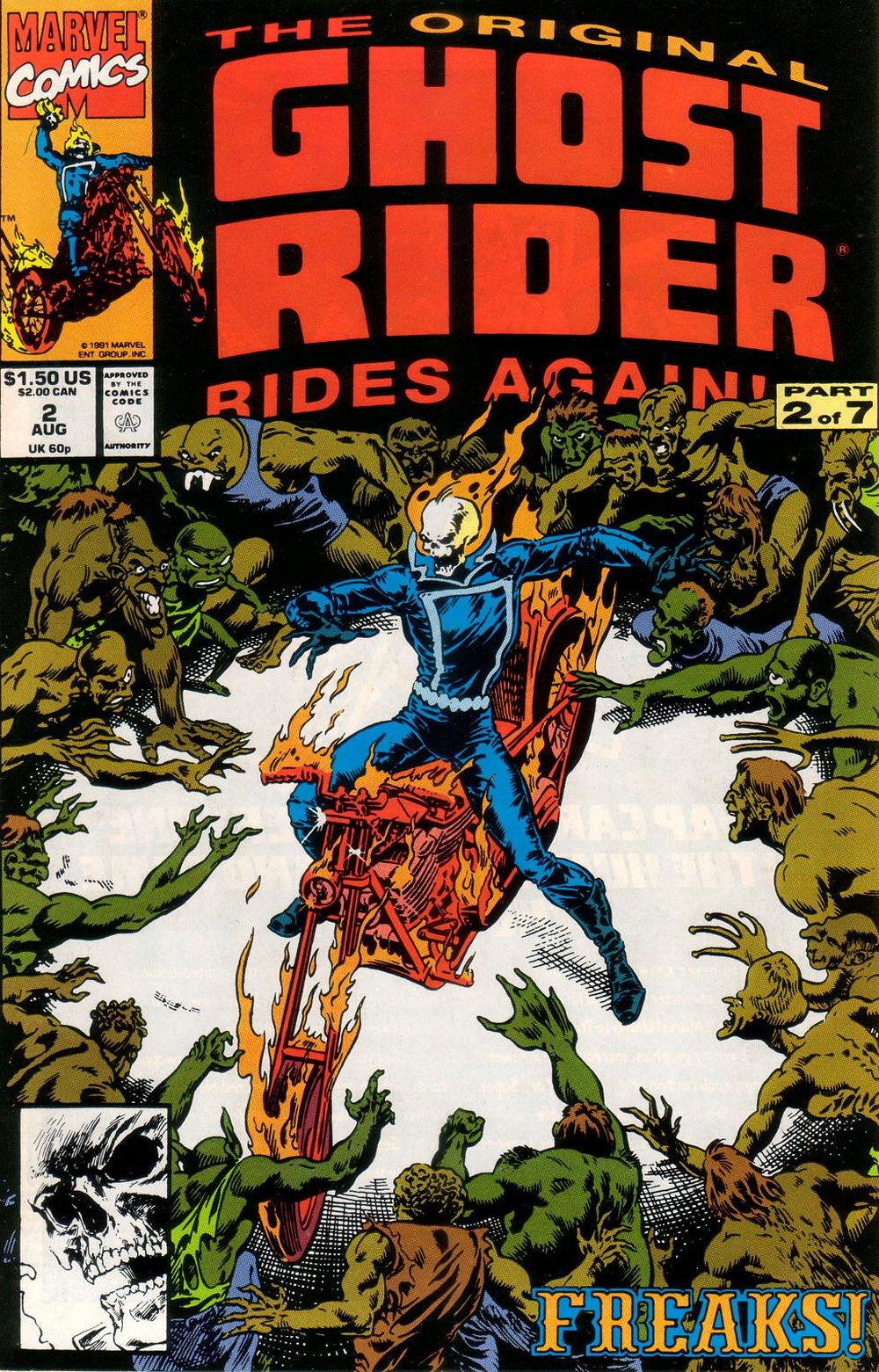 Ghost Rider 1 Online