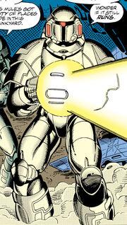 Anderson (Earth-928) X-Men 2099 Vol 1 6