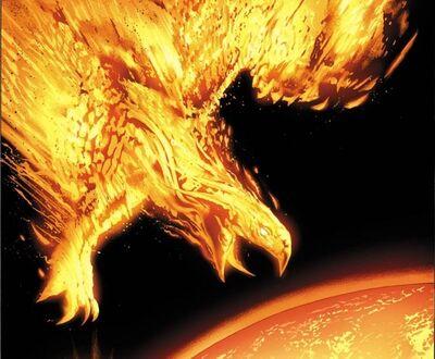 Phoenix Force (Earth-616) from X-Men Phoenix Endsong Vol 1 1 001