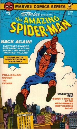 Pocket Book Series Vol 1 Amazing Spider-Man 2