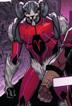 Aries (Jacobs' Zodiac) (Earth-616) from Amazing Spider-Man Vol 4 3 001