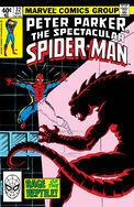 Peter Parker, The Spectacular Spider-Man Vol 1 32