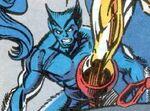 Beast (Taskmaster Robot) (Earth-616) Hawkeye Earth's Mightiest Marksman Vol 1 1