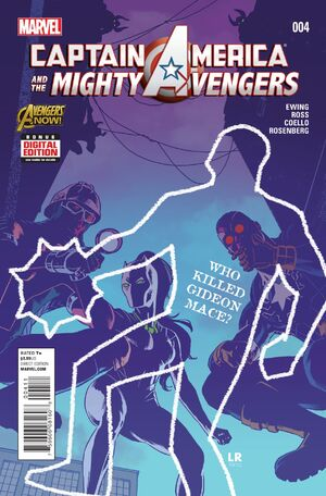 Captain America and the Mighty Avengers Vol 1 4
