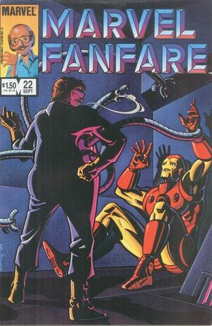 Marvel Fanfare Vol 1 22