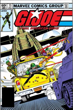 G.I. Joe A Real American Hero Vol 1 13