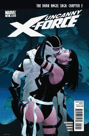 Uncanny X-Force Vol 1 12