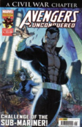 Avengers Unconquered Vol 1 6