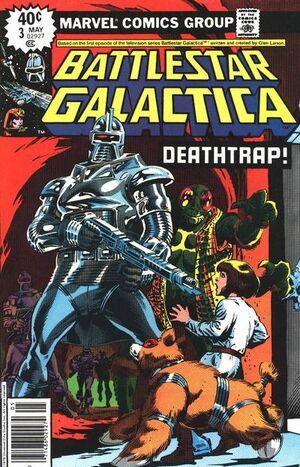 Battlestar Galactica Vol 1 3